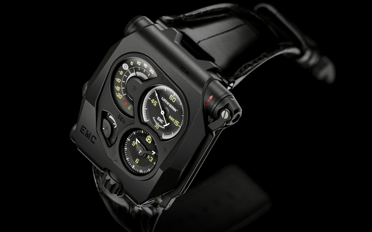 Urwerk EMC Black