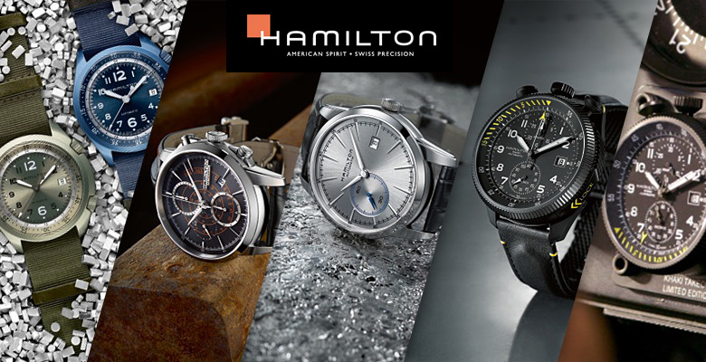 Hamilton's 2014 Collection Incoming