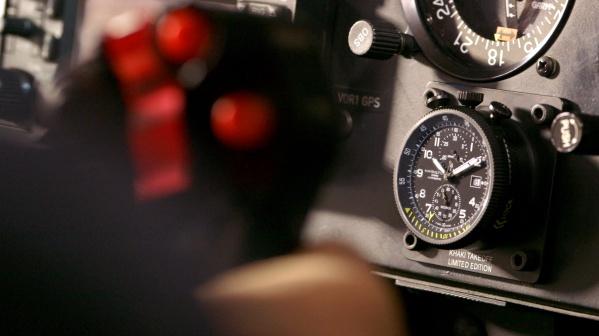 Hamilton Khaki Takeoff Auto Chrono Limited Edition