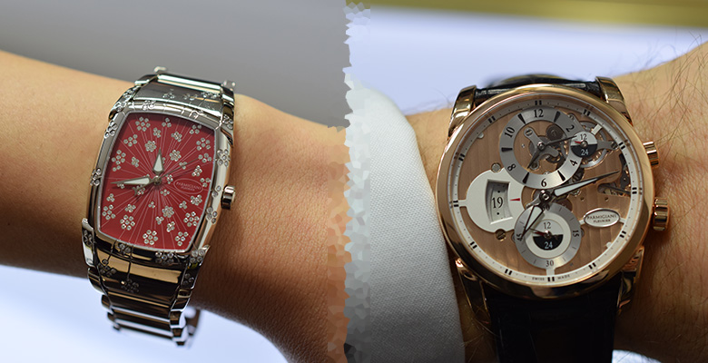 Shopping For Him and Her with Parmigiani Fleurier