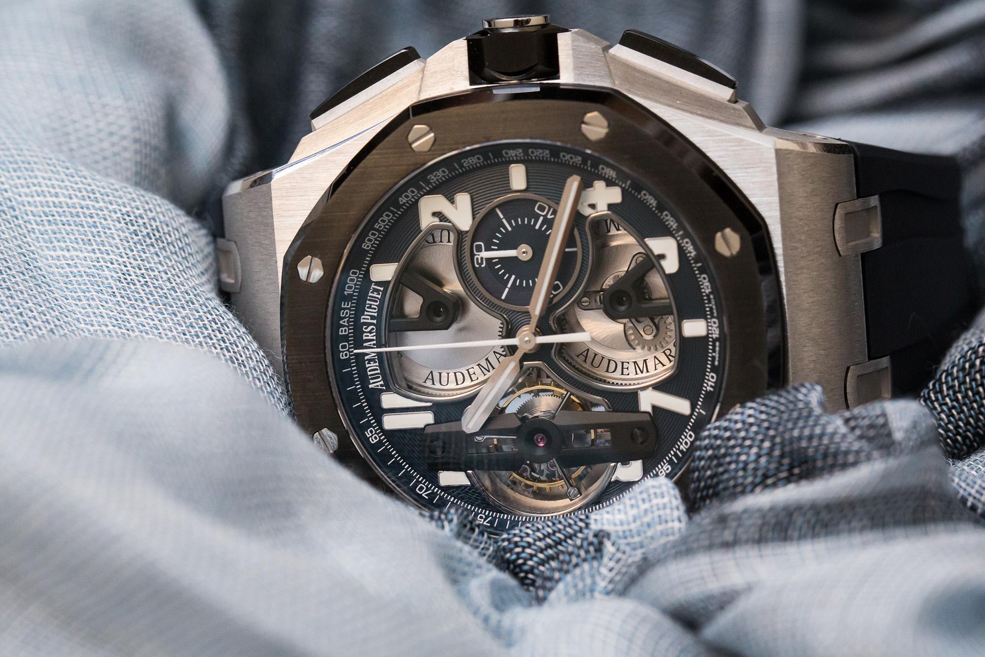 Audemars Piguet Tourbillon Chronograph (SIHH 2014)