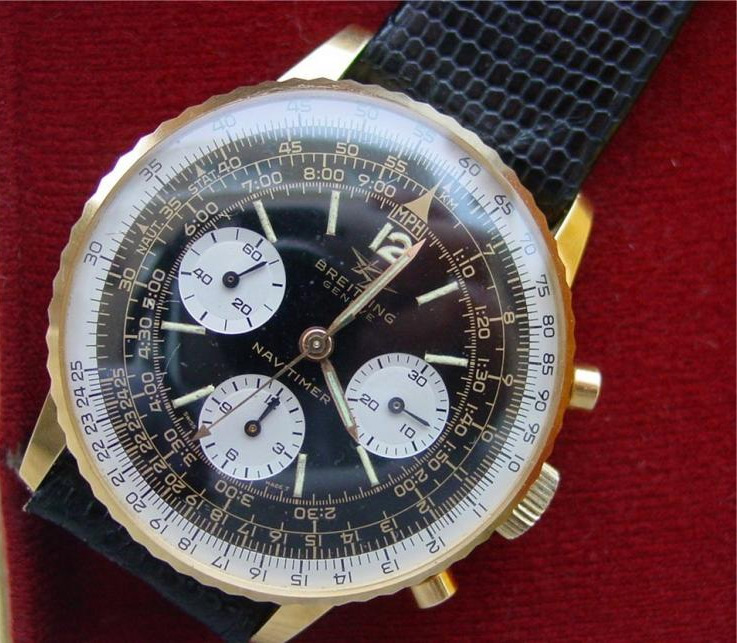 Breitling Navitimer from 1960