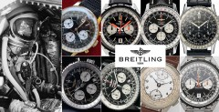 Legendary Watches: The Breitling Navitimer