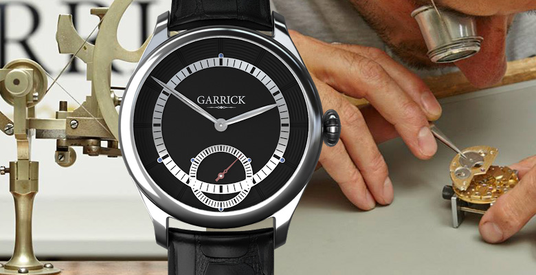 Garrick of London and the new Shaftesbury Watch