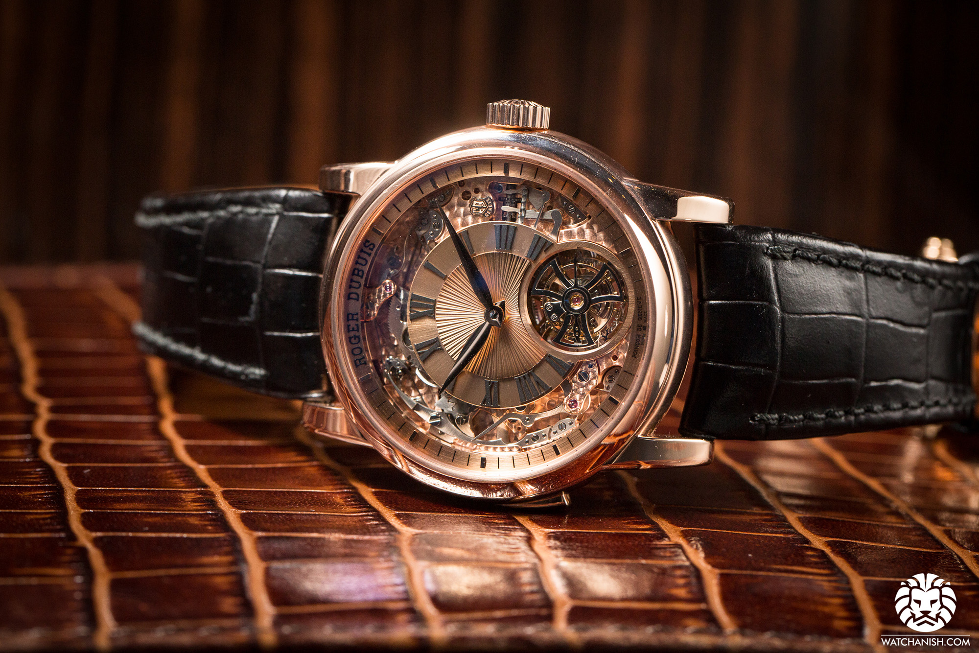 Roger Dubuis Hommage Collection - Skeleton Watch