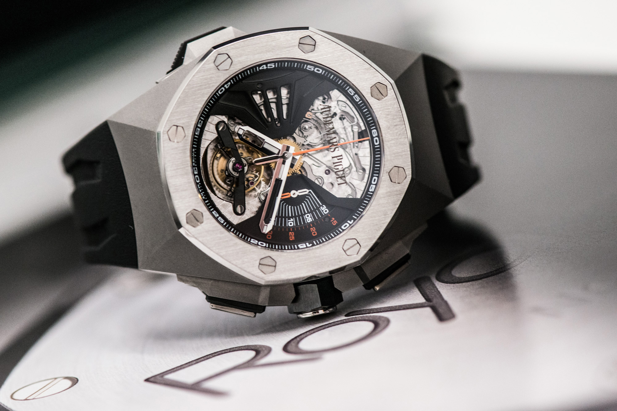 Audemars Piguet SIHH 2015 Concept Watch