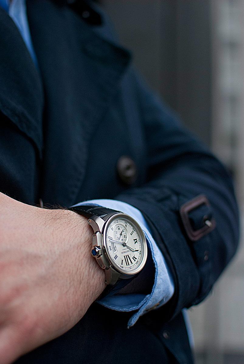 Calibre de Cartier - Wristshot