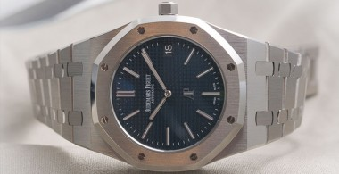 The Iconic Audemars Piguet Royal Oak 15202ST
