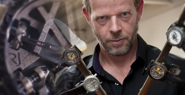 Yvan Arpa - hooligan of watchmaking – Video by Chronograph
